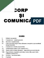 Corp Si Comunicare 1