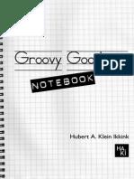 Groovy Goodness Notebook Sample
