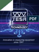 TESA General Catalogue 2010 En