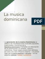 La Musica Dominicana
