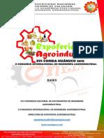 Expoferia Agroindustrial Xviconeia Huánuco 2015