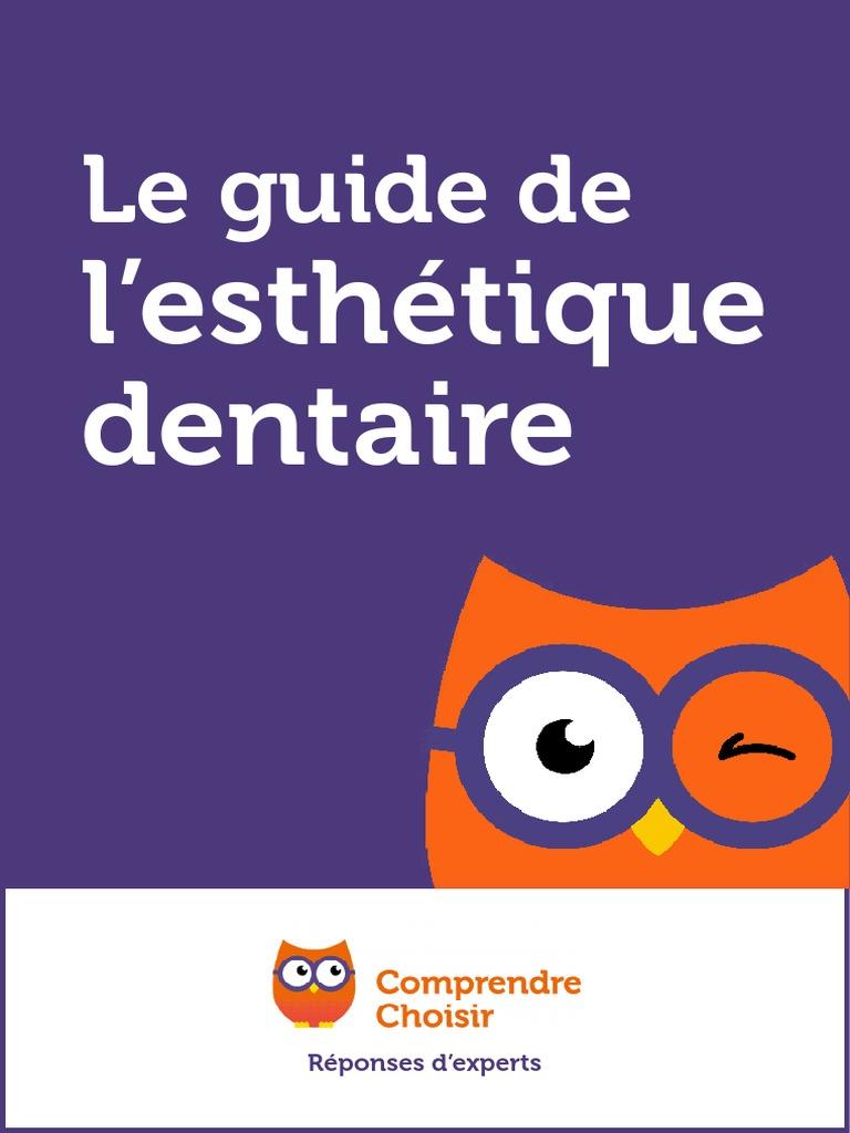 Le Guide de l Esthétique Dentaire 2ae05b2b1373