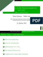 LMU-Einführung in die Programmierung-1