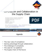 Co-creation and Collaboration in the Supply Chain by Martin Christopher