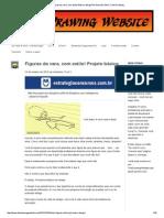 Figuras Da Vara, Com Estilo! Básico DesignThe Desenho Site _ O Site Drawing