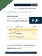 Importando Cuentas de Correo a Gmail