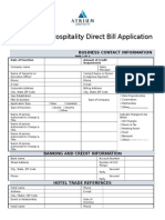 ACCTG AR002 12-15 - Direct Bill Application