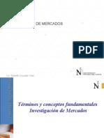Introducciòn a La Investigaciòn de Mercados