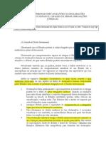 CDI-OnU. Princípios Orientadores Aplicáveis Às Declarações Unilaterais Dos Estados