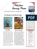 TLC Newsletter - Fall Issue 2