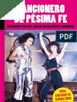"""CANCIONERO Nº 4 · """"De Pésima Fe"""""""