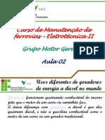 Grupo Motor Gerador Aula 02.2011.2 Diminuido