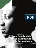 Plano Estadual de Igualdade Racial de Pernambuco