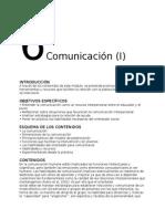 Comunicación Del Orientador