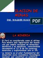 Ventilacion de  Minas I