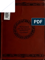 Church, A.J. (1899) Nicias and the Sicilian Expedition