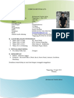 CV Muhammad Akbar Faishal Akbar