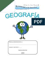 I SEC MÓDULO I ESTUDIANDO NUESTRA TIERRA EN PDF