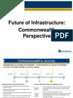 Pennsylvania DGS 15 Presentation - Future of the IT Infrastructure - James Weaver