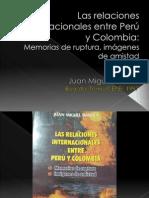 Las Relaciones Internacionales Entre Perú y Colombia-BAKULA-Mi Defensa x a Salomon