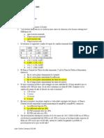 Catedra Macroeconomia I