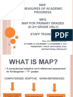 map powerpoint training presentation