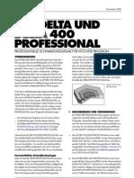 Ilford Delta 100/400 Datenblatt