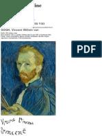 GOGH, Vincent Willem Van in Oxford Art Online