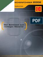 Kodak Taschenführer 2002