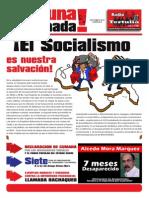 Periódico Comuna o Nada # 3 (Septiembre 2015)
