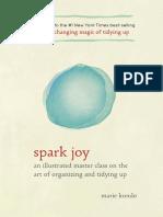 Spark Joy by Marie Kondo - Excerpt