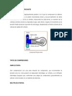 Dossier de Compresor Reciprocante