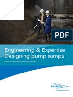 Large Submersible Centrifugal Pumps