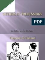 Metiers Et Professions