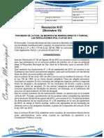 RESOLUCION Nº 67 DE 2015.pdf