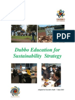 Education for  Sustainability  Strategy