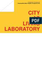 City as Living Laboratory