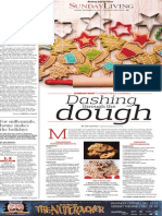 Living - Christmas Cookies - The Patriot-News, Dec. 13, 2015