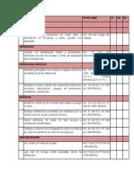 Lista de Chequeo Duoc