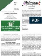 Bulletin Supplement December 13 2015