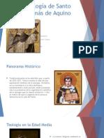 Teología de Santo Tomás de Aquino
