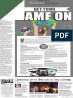 Sunday Living, Video Game Guide - The Patriot-News, Harrisburg, Pa. - Nov. 26, 2015