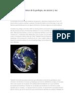 El Desarrollo Histórico de La Geología