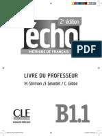Echob1-1 Lp 2e Edition