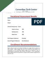 voc assess report