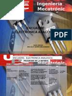 Encuadre de Electronica Analogica 4