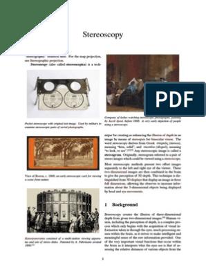 Stereos Copy | Stereoscopy | Holography