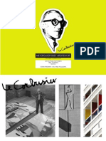 Adi Parwita, Le Corbusier. Preseden dalam Arsitektur