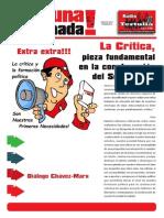 Periódico Comuna o Nada # 2 (Agosto 2015)