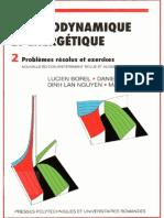 Lucien Borel, Daniel Favrat, Dinh Lan Nguyen, Magdi Batato-Thermodynamique Et Énergétique _ Tome 2, Problèmes Résolus Et Exercices-PPUR (2008)